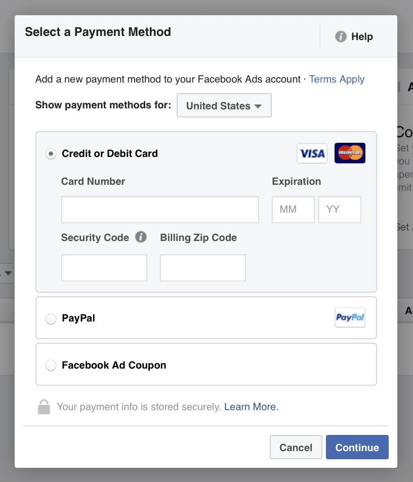 揭开利用料(黑卡)烧Facebook广告的内幕 - 下期预告
