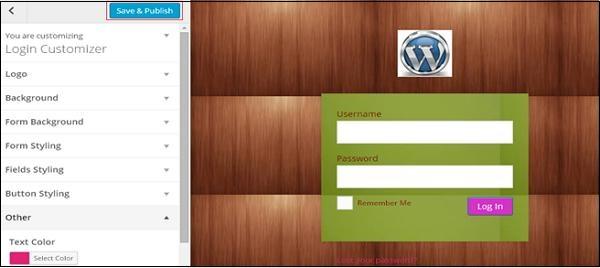 WordPress 插件定制