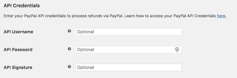 PayPal标准