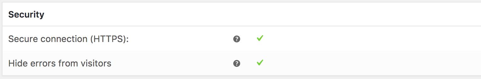 理解WooCommerce系统状态报告